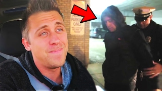 Top 5 Youtubers WHO WERE ARRESTED ON CAMERA! (Roman Atwood, VitalyzdTv & More)