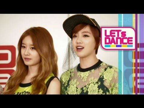 Let's Dance: T-ARA N4( N4)_Jeon Won Diary()