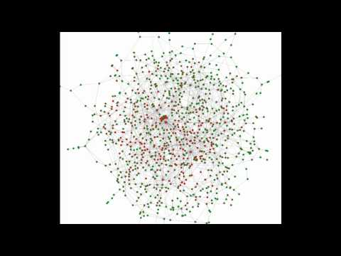 Simulating social contagion mechanism