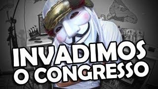 Invadimos o Congresso ♫ | MUSSOUMANO