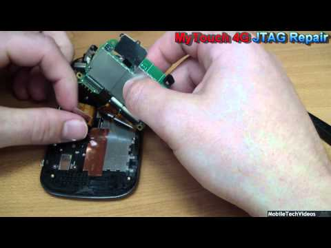 HTC MyTouch 4G - JTAG Brick Repair Service (Debricking/Unbrick/Brick FIX)