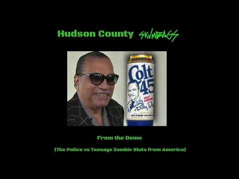 Hudson County Skvmbags  Colt 45 Magnum Drunk mp3