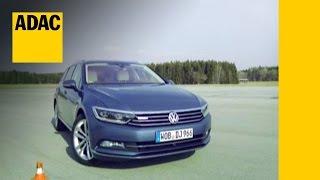 VW Passat Variant im Test | Autotest 2015 | ADAC