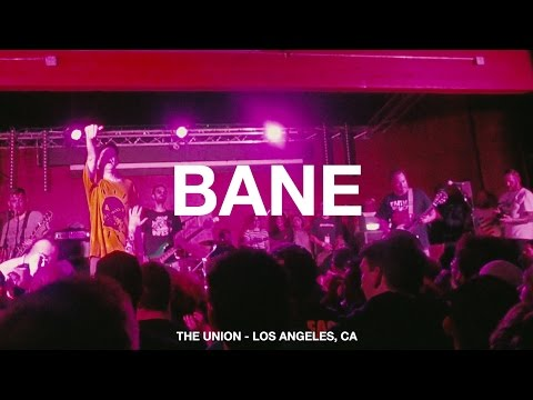 Bane - Swan Song LIVE @ The Union 04.09.2016