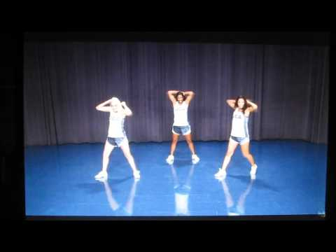 Cant Hold Us   dance