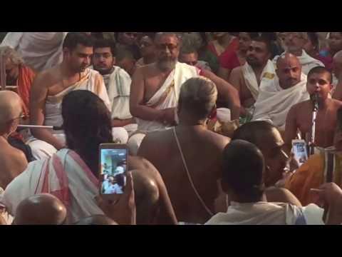 Exam for Rigveda Samhitapaatha