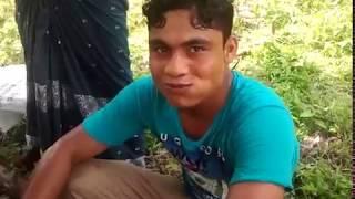 MALAYSIA..রাম্বুটান বাগানে একটা ,,,,,natuk comidy করছি @ আমার নাম মোঃ হোসেন খান