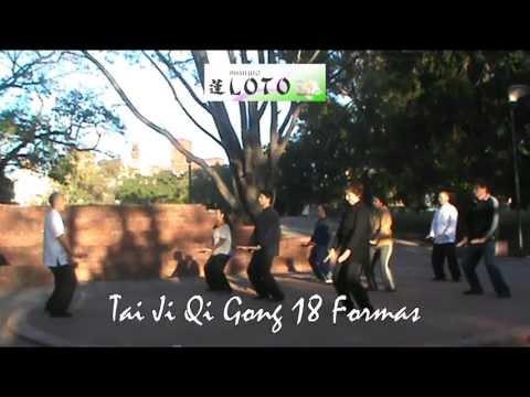Tai Ji Qi Gong 18 Formas
