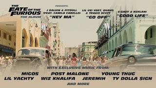 HEY MA - English Version - Fast And Furious 8  Pitbull & J Balvin Feat Camilla Cabello