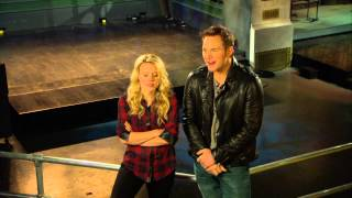 Saturday Night Live: Season 40 Premiere: Behind the the Scenes with Chris Pratt, Kate McKinnon