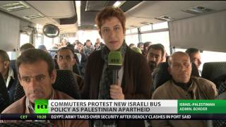 Israeli segregated buses get mixed reviews 3/6/13