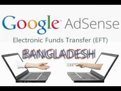 AdSense income will now direct bank payments.
