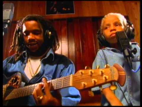 Joseph Marley & Stephen Marley Make a Record