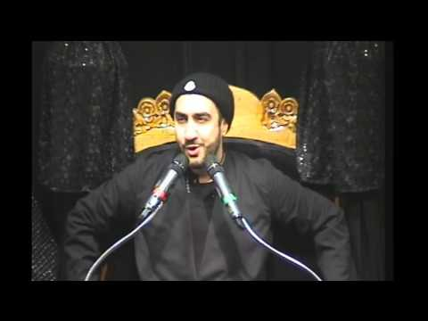 Poverty And The Poor - Dr Sayed Ammar Nakshawani - Muharram 10th Night 1438 / 2016