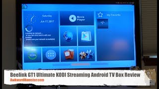 Beelink GT1 Ultimate KODI Streaming Android TV Box Review