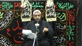 09 Sheikh Abbas Ismail (ENGLISH) :: 9th Muharram 1436 :: 2nd Nov 2014 :: Bandra Khoja Masjid Mumbai