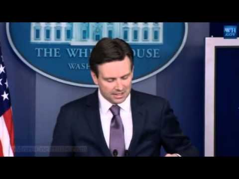 Ed Henry to Josh Earnest: Can you name other 'examples of violent extremism that are not Islamic?'