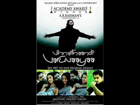 Vinnaithandi Varuvaya Title Theme By A.r.rahman.wmv video