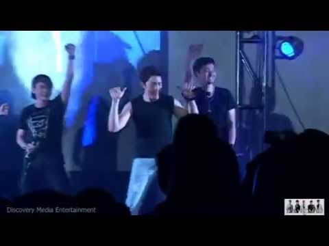 Down To Mars Performs Talkdirty With Alden Richards & Ken Chan video
