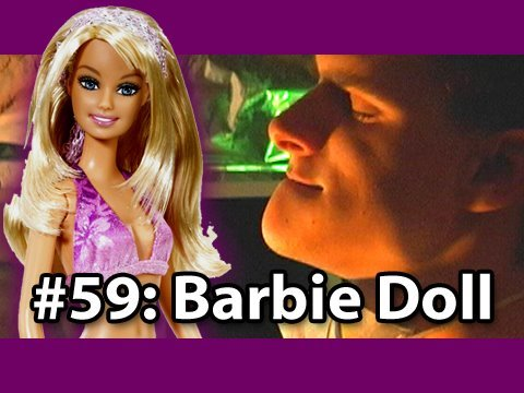 Is it a good idea to microwave a barbie doll