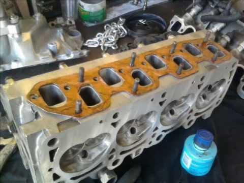 2001 chrysler voyager engine diagram motor    chrysler    2 5 lts cambio de junta de cabeza head  motor    chrysler    2 5 lts cambio de junta de cabeza head