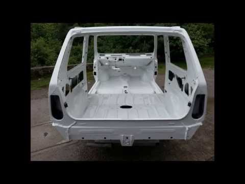 Fiat panda 4x4 restoration photo album 1