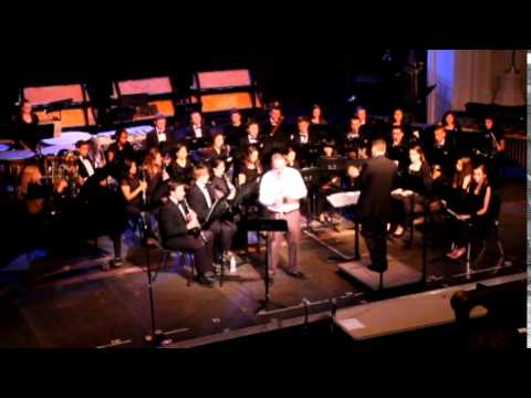 Benjamin Fox - Concerto with the Oyster Bay High School Wind Ensemble