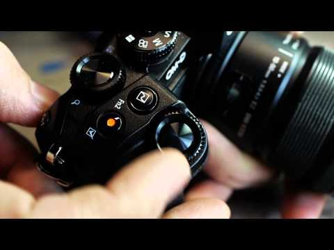 Olympus OM-D EM-1 hands-on