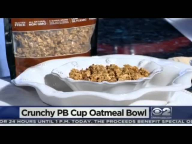 CBS Chicago: heart-healthy breakfasts!