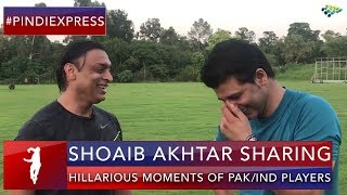 "Shoaib Akhtar | ""Stand Your Ground But Try Not To Aggravate The Tension..."" 