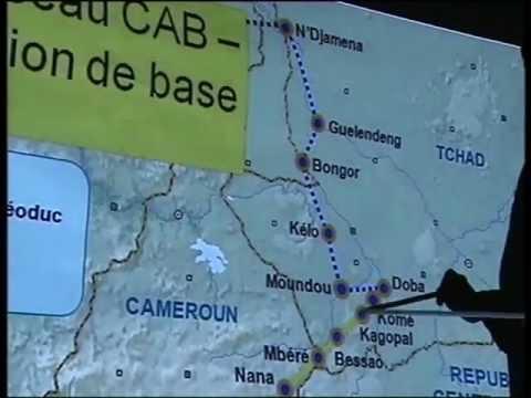 African  Backbone :Sub-Saharan Africa Fiber optic (SAT-3)