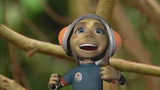 GORILLA  Animals for children  Kids videos  Kindergarten   Preschool learning 1