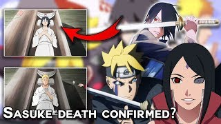 Sasuke Uchiha Death Confirmed? - Boruto & Naruto Theory