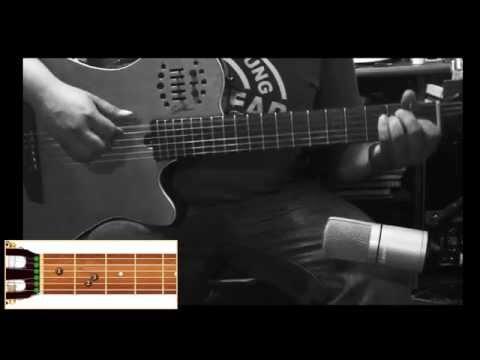 Man� - Man� & Shakira - Mi verdad  en guitarra