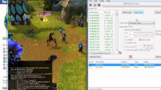 World Of Warcraft 3.3.5a 25/12/2011 Teleport HACK - Cheat Engine