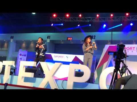 ไอซ์AF9&ต้นAF8 : Destiny (Sport Expo 2014)