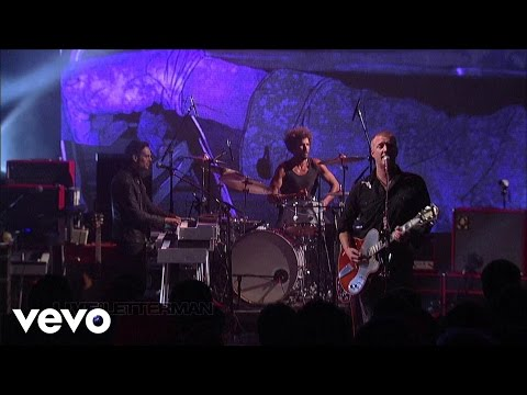 If I Had A Tail (Live on Letterman)