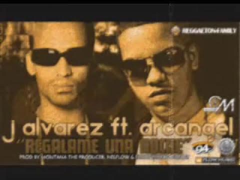 J.Alvarez ft Arcangel  -Regalame una noche 2010 new song descarga ----