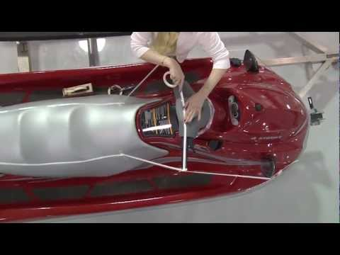 How to Make a Personal Watercraft Cover
