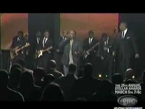 Marvin Sapp  &  The Soul Seekers Tribute to Commissioned @ BMI Luncheon