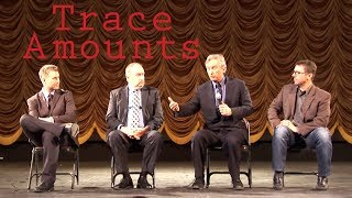 TRACE AMOUNTS Q&A with Robert F. Kennedy jr in Sacramento at the Crest on April 7, 2015