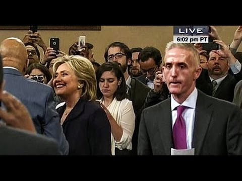BACKFIRE: Conservatives Realize Hillary Destroyed Benghazi Committee