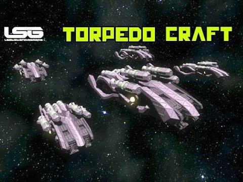 Space Engineers - Drone Torpedo Craft (Prop)