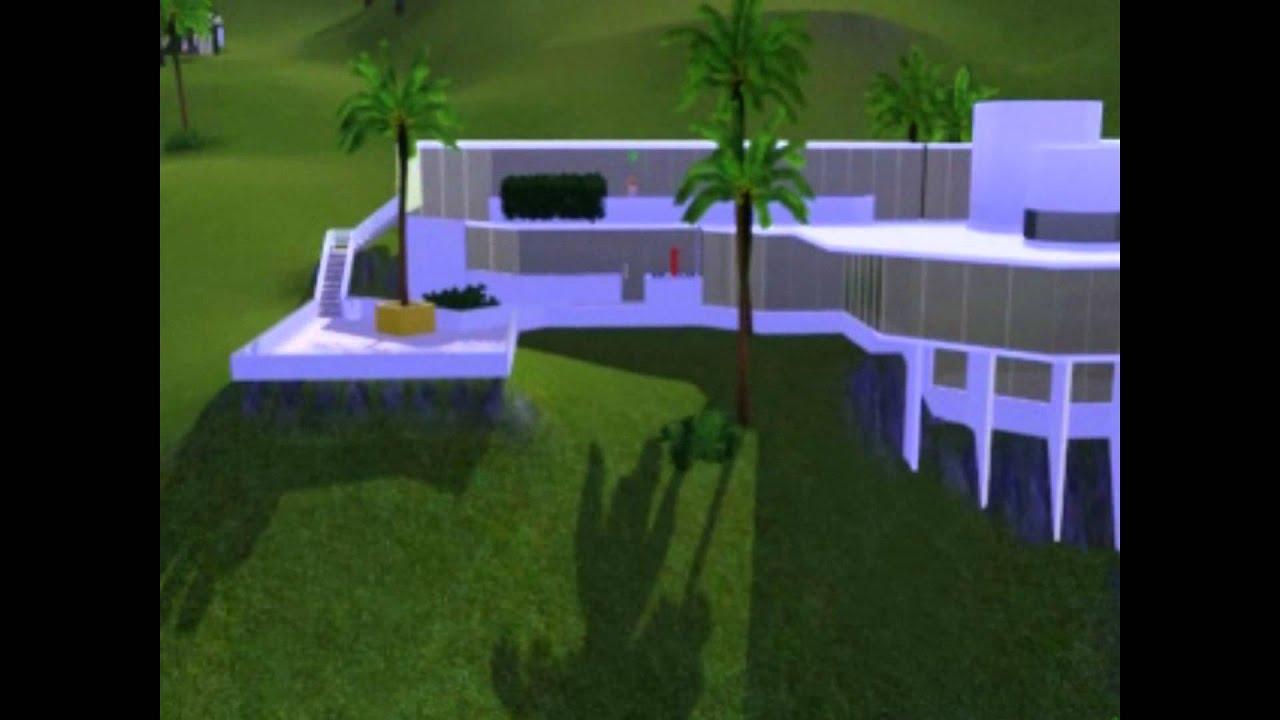 The Sims 3 Tony Starks House YouTube