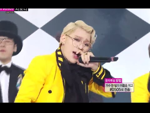[hot] Block B - Jackpot 블락비 - 잭팟, Show Music Core 20140719 video