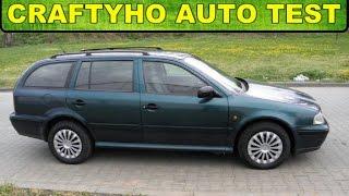 Craftyho auto test ♦ Ofce f čypu ▶ Škoda Octavia 1,9TDi 66Kw