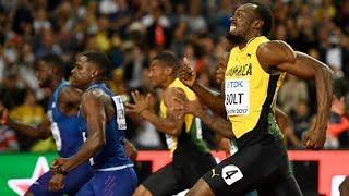 Usain Bolt beaten in final 100m race