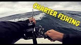 Charter Fishing Walleye Ashtabula Ohio