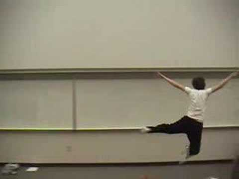 I Believe I Can Fly - Interpretive Dance