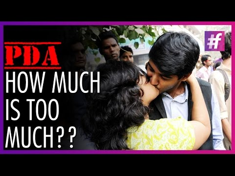 Pda: How Much Is Too Much?? video